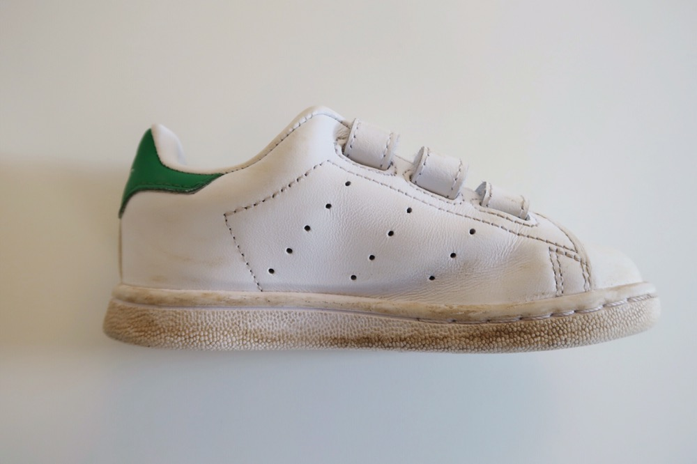 Stan smith barnskor recension